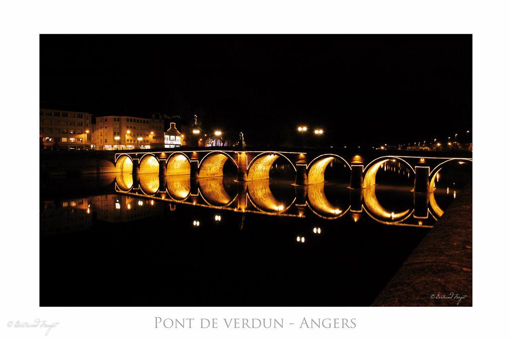 Pont de verdun - Angers
